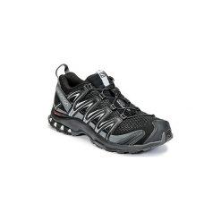 Buty do biegania Salomon  XA PRO 3D. Czarne buty do biegania męskie Salomon. Za 569,00 zł.