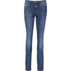 """Odzież damska: Dżinsy """"Antonia"""" - Skinny fit - w kolorze niebieskim"""