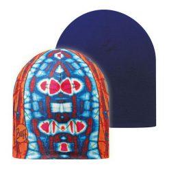 Czapki męskie: Buff Czapka dwustronna z Microfibry Neon Sides Orange – Blue wielokolorowa (BH108913.204.10.00)