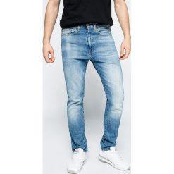 Levi's - Jeansy 522 Slim Taper Winnemucca. Brązowe jeansy męskie slim Levi's®. W wyprzedaży za 279,90 zł.