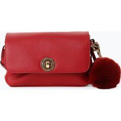 L.Credi - Damska torebka na ramię, czerwony. Czerwone torebki klasyczne damskie marki L.Credi. Za 299,95 zł.