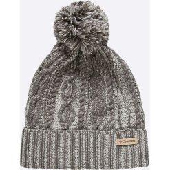Columbia - Czapka. Czarne czapki zimowe damskie marki INOVIK, z elastanu. Za 119,90 zł.