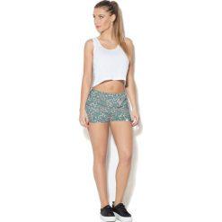 Colour Pleasure Spodnie damskie CP-020 252 zielone r. XS/S. Zielone spodnie sportowe damskie marki Colour pleasure, s. Za 72,34 zł.