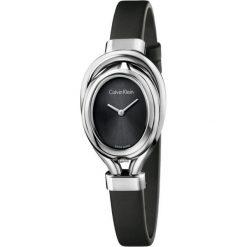 ZEGAREK CALVIN KLEIN MICROBELT K5H231B1. Czarne zegarki damskie Calvin Klein, szklane. Za 1119,00 zł.
