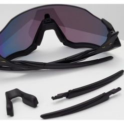 Okulary przeciwsłoneczne damskie aviatory: Oakley FLIGHT JACKET Okulary przeciwsłoneczne prizm road