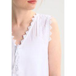 Sukienki hiszpanki: Freequent SAFRON Sukienka letnia bright white