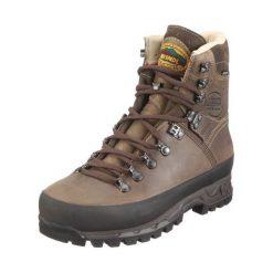 Buty trekkingowe męskie: MEINDL Buty męskie Island MFS Active Brązowe r. 43 (2816)