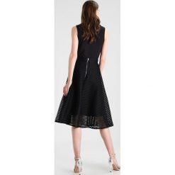 Spódniczki trapezowe: TFNC Tall Spódnica trapezowa black