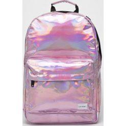 Spiral - Plecak Platinum. Różowe plecaki damskie Spiral, z poliesteru. Za 149,90 zł.