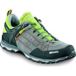 Buty trekkingowe męskie: MEINDL Buty Ontario GTX r.45 szaro-zielone (3938)