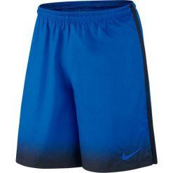 Nike Spodenki męskie Laser Woven Printed niebieski r. XXL (799870 463). Niebieskie spodenki sportowe męskie marki ARTENGO, l, z elastanu. Za 85,70 zł.