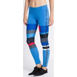 Adidas Legginsy WOW Drop 2 Tight niebieskie r. M (AP9528). Czarne legginsy sportowe damskie marki Adidas, l, z bawełny. Za 249,00 zł.