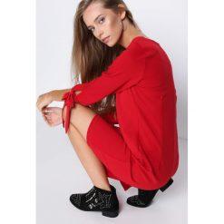 Sukienki: Czerwona Sukienka When I Talk