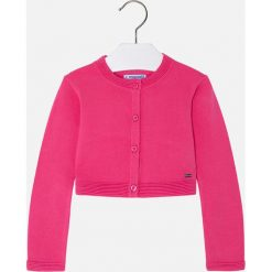 Mayoral - Sweter dziecięcy 98-134 cm. Szare swetry rozpinane damskie Mayoral, z bawełny. Za 84,90 zł.