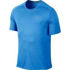 Nike Koszulka męska DF Miler SS niebieska r. M (683527 412). Niebieskie koszulki sportowe męskie Nike, m. Za 103,58 zł.