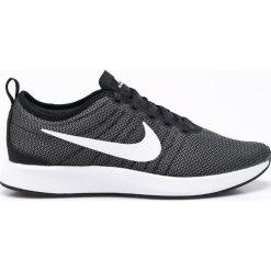 Nike Sportswear - Buty Nike Dualtone Racer. Różowe halówki męskie marki Nike Sportswear, l, z nylonu, z okrągłym kołnierzem. Za 379,90 zł.
