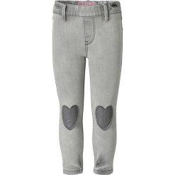 """Jeansy dziewczęce: Dżinsy """"Haledon"""" w kolorze szarym"""