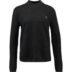 Swetry klasyczne damskie: khujo LOURDES Sweter washed black