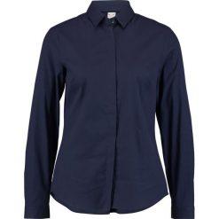 Koszule wiązane damskie: Seidensticker Koszula midnight blue