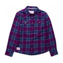 Brakeburn Koszula Damska 8 Burgundowa. Czerwone koszule damskie marki Brakeburn, uniwersalny, eleganckie. W wyprzedaży za 145,00 zł.