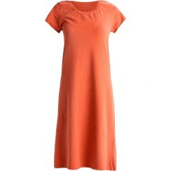 Sukienki hiszpanki: American Vintage ENASTATE Sukienka z dżerseju rouille vintage