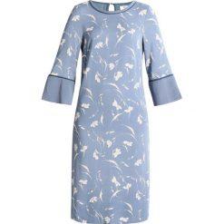 Noa Noa SMOOTH  Sukienka letnia blue. Niebieskie sukienki letnie marki Noa Noa, z elastanu. W wyprzedaży za 455,20 zł.