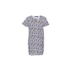 Sukienki krótkie Vero Moda  VMKARINA. Białe sukienki mini Vero Moda, l, z krótkim rękawem. Za 143,20 zł.