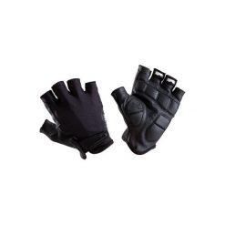 Rękawiczki ROADC 900. Czarne rękawiczki damskie B'TWIN. Za 49,99 zł.