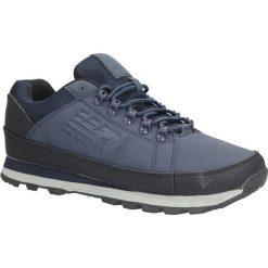Granatowe buty trekkingowe sznurowane Casu 9ACH-17000. Szare buty trekkingowe męskie Casu, na sznurówki. Za 89,99 zł.