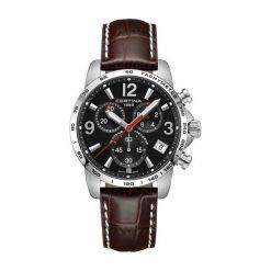 RABAT ZEGAREK CERTINA DS Podium Chrono Precidrive C034.417.16.057.00. Czarne zegarki męskie CERTINA, ze stali. W wyprzedaży za 1663,21 zł.
