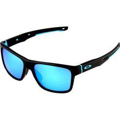 Okulary przeciwsłoneczne męskie: Oakley CROSSRANGE Okulary przeciwsłoneczne polished black/prizm sapphire