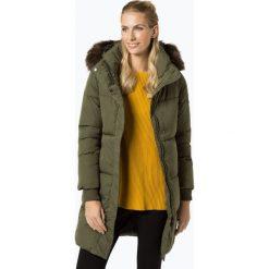 Superdry - Damski płaszcz pikowany, niebieski. Niebieskie płaszcze damskie Superdry, l. Za 899,95 zł.