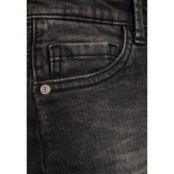 Cars Jeans KIDS BORGHID SKIRT  Spódnica jeansowa black. Czarne spódniczki Cars Jeans, z bawełny. Za 129,00 zł.