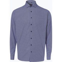 Eterna Modern Fit - Koszula męska łatwa w prasowaniu, niebieski. Białe koszule męskie na spinki marki DRYKORN, m. Za 249,95 zł.