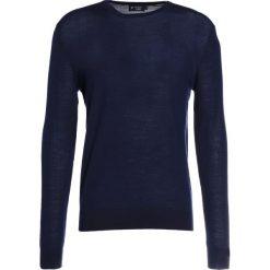 Hackett London Sweter midnight blue. Niebieskie swetry klasyczne męskie marki Hackett London, m, z materiału. W wyprzedaży za 401,40 zł.