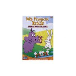 Przytulanki i maskotki: Mój Przyjaciel Królik – Mysia Przytulanka [DVD]
