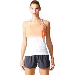 Topy sportowe damskie: Adidas Koszulka Terrex Felsblock Top biały r. 34 (B47184)