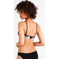 Biustonosze bardotka: Moschino Underwear BRASSERIE Biustonosz bustier black
