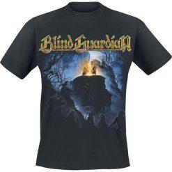 Blind Guardian Somewhere far beyond T-Shirt czarny. Czarne t-shirty męskie z nadrukiem marki Blind Guardian, l, z okrągłym kołnierzem. Za 79,90 zł.