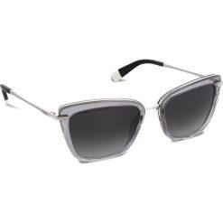 Okulary przeciwsłoneczne FURLA - Elisir 919655 D 143F REM Onyx/Petalo. Szare okulary przeciwsłoneczne damskie aviatory Furla. W wyprzedaży za 579,00 zł.
