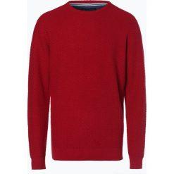 Nils Sundström - Sweter męski, czerwony. Czerwone swetry klasyczne męskie Nils Sundström, l, z bawełny. Za 179,95 zł.
