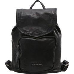 Plecaki damskie: FREDsBRUDER TOMBACK  Plecak black