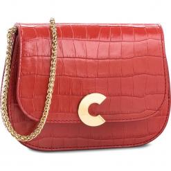 Torebka COCCINELLE - CK3 Craquante Croco E1 CK3 55 01 01 Coquelicot/Coqu R09. Czerwone torebki klasyczne damskie Coccinelle, ze skóry. W wyprzedaży za 979,00 zł.