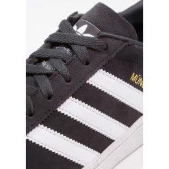 adidas Originals MUNCHEN Tenisówki i Trampki carbon/footwear white/gold metallic - 2