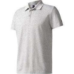 Adidas Koszulka Polo Essentials Basic szara r. M. Szare koszulki polo Adidas, m. Za 110,72 zł.