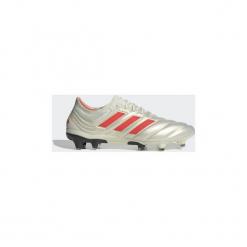 Buty do piłki nożnej adidas  Buty Copa 19.1 FG. Białe halówki męskie Adidas, do piłki nożnej. Za 849,00 zł.