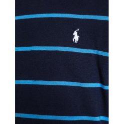 Polo Ralph Lauren STRIPE  Tshirt z nadrukiem newport navy multi. Niebieskie t-shirty chłopięce Polo Ralph Lauren, z nadrukiem, z bawełny. Za 129,00 zł.