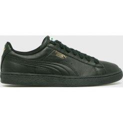 Puma - Buty Basket Classic LFS. Szare buty skate męskie Puma, z gumy, na sznurówki. W wyprzedaży za 299,90 zł.