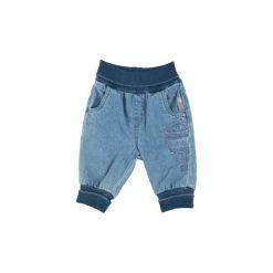 Sigikid Girls Spodnie Jeans denim light blue. Niebieskie spodnie chłopięce marki SIGIKID, z bawełny. Za 145,00 zł.