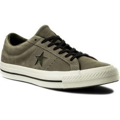Tenisówki męskie: Tenisówki CONVERSE – One Star Ox 159581C Dark Stucco/Egret/Herbal